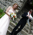 fotografie ze svatby