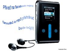 soutěž o MP3 přehrávač